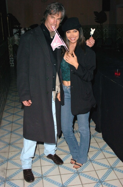 2005 Playboy Fashion Show and Party