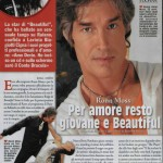Diva e Donna Magazine article