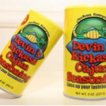 Devin's Kickass Cajun Seasoning 2013