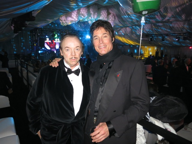 Actor Bud Cort and Ronn