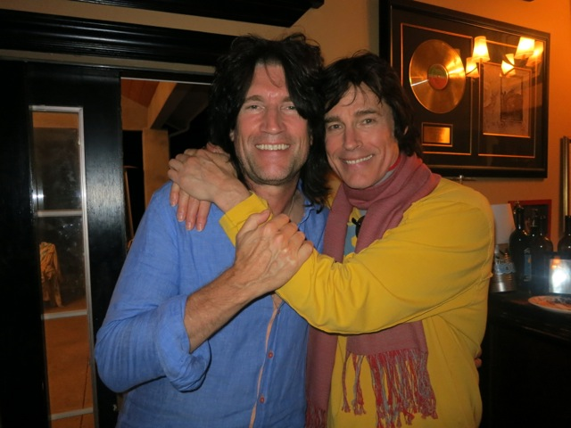 Tommy Thayer & Ronn