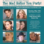 A Mad Hatter Party