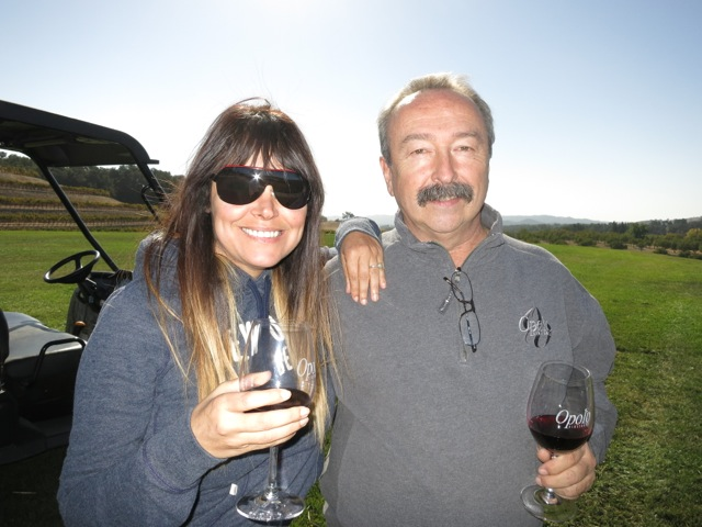 Opolo Winery & Rick Quinn