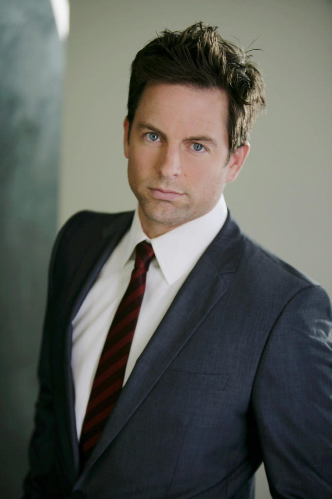 Michael Muhney Photo Shoot
