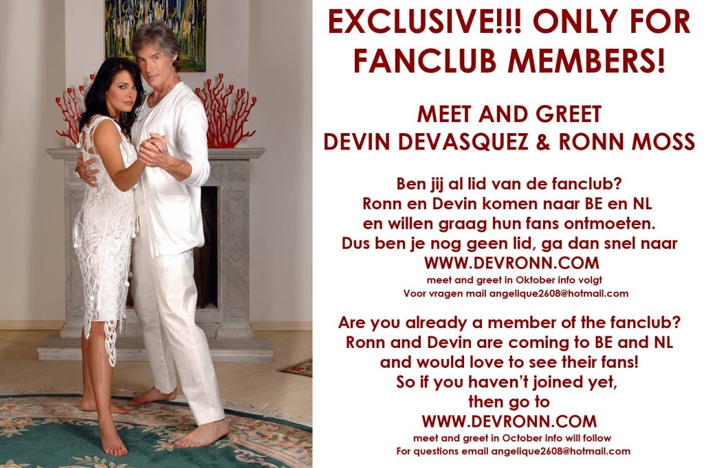 DevRonn Meet & Greet