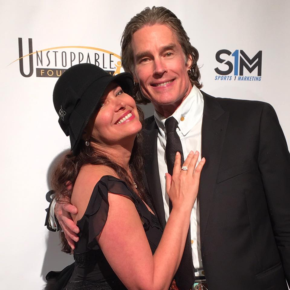 Devin and Ronn Moss