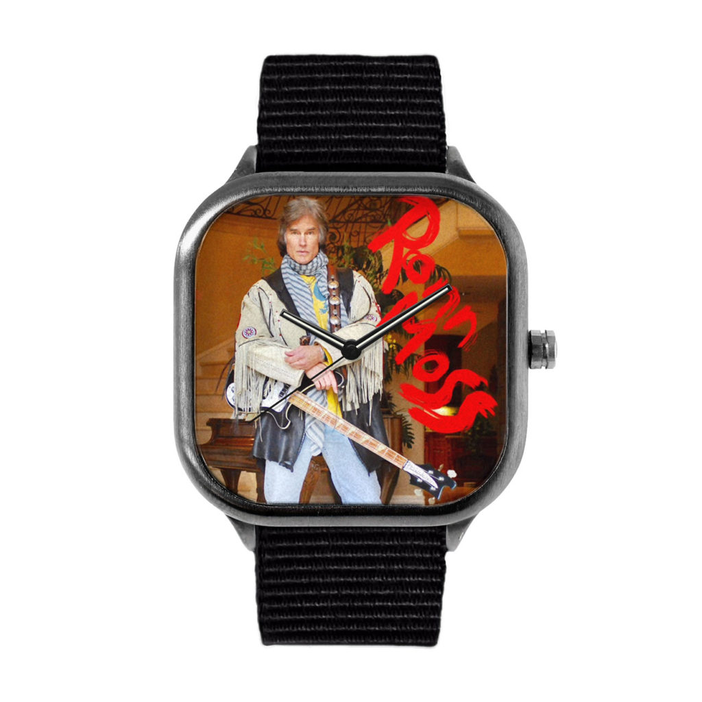 Ronn Moss watch